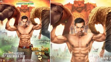John Abraham's Satyameva Jayate 2 Release Preponed To November 25; Film's Trailer To Be Out On October 25
