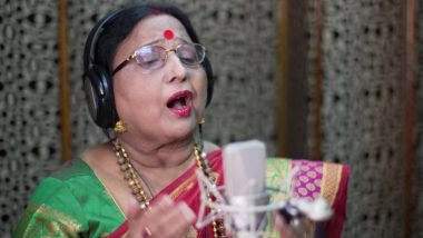 Chhath Puja 2021: Health Ministry To Release Audio-Visual Song by Sharda Sinha To Seek COVID-19 Safe Behaviour of People During Upcoming Festival