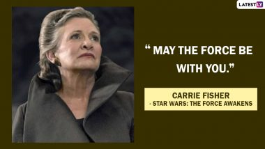 Best Princess Leia Quotes From Star Wars