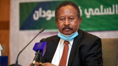 Sudan PM Abdalla Hamdok And Several Other Ministers Placed Under House Arrest Joint Military Forces Amid Coup Reports