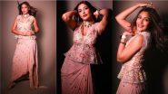 Surbhi Chandna's Peplum Top Dress Is Fun, Flirty and Festive, Check Out Naagin Actress' Photos