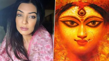Navratri 2021: Sushmita Sen Wishes Everyone 'Abundance Of Hope And Courage' On The Auspicious Occasion
