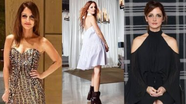 Sussanne Khan Birthday: Gorgeous Diva Is a Fashion Maven Who's Champion at Modern Dressing! (View Pics)