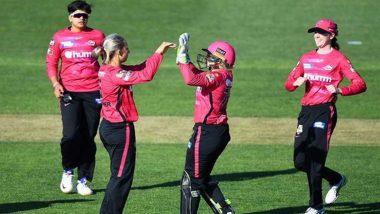 Sydney Thunder Women vs Sydney Sixers Women, WBBL 2021 Live Cricket Streaming: Watch Free Telecast of ST-W vs SS-W on Sony Sports and SonyLiv Online