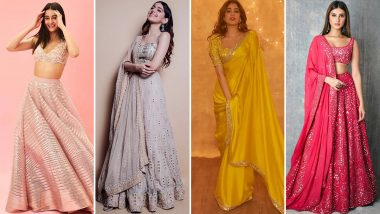 Dussehra 2021:Janhvi Kapoor, Ananya Panday and Others are Here to Set Some Millennial Festive Fashion Goals (View Pics)