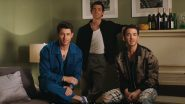Netflix Announces Jonas Brothers Family Roast; Comedy Special to Premiere on the Streaming Giant on November 23 (Watch Video)