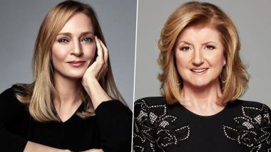 Super Pumped: Uma Thurman To Play Arianna Huffington in Showtime's Anthology Series
