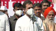 Valmiki Jayanti 2021: Rahul Gandhi Flags Off  'Shobha Yatra' and Pays Tribute to Maharishi Valmiki