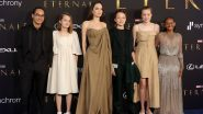 Eternals: Angelina Jolie Brings Her Five Children For The Premiere Of Her Upcoming Superhero Film! (View Pics)