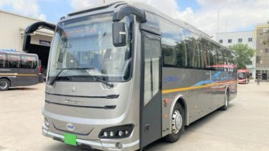 Inter-City Electric Bus Service to Start Between Pune-Mumbai from October 15