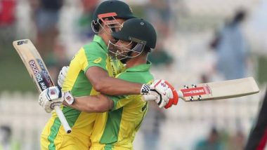 How To Watch AUS vs SL Live Streaming Online T20 World Cup 2021? Get Free Live Telecast of Australia vs Sri Lanka Group 1 Super 12 Cricket Match Score Updates on TV