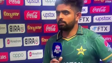 Bazid Khan's Use of Word 'Kufr' During IND vs PAK Post Match Presentation Stirs Controversy