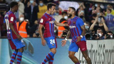 Barcelona vs Dynamo Kyiv, UEFA Champions League 2021-22 Live Streaming Online