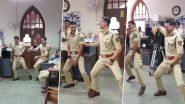 Sooryavanshi Song Aila Re Aillaa: Akshay Kumar, Ranveer Singh Show Off Their Dance Skills On The Sets And It Will Leave You In Splits (Watch BTS Video)