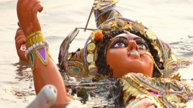 Durga Puja 2021: Delhi Pollution Control Committee Prohibits Idol Immersion at Public Places