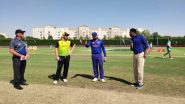 India vs Australia Toss Report & Playing XI, ICC T20 World Cup 2021: Rohit Sharma Captains IND As AUS Opt to Bat First