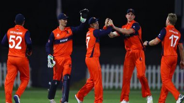 Ireland vs Netherlands, T20 World Cup 2021 Live Streaming Online: Get Free TV Telecast of Round 1 Match of ICC Men's Twenty20 WC With Time in IST
