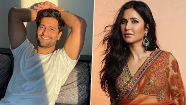 Vicky Kaushal Is Beaming With Joy And We Wonder If It's The Wedding Buzz With Katrina Kaif That's Making Him Smile!