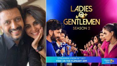 Genelia Deshmukh: Hosting a Show With Riteish Is a Joy Ride