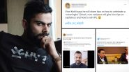 Virat Kohli's Pinterest Ad on Diwali 2021 Tips Go Up in Flames, Check How Angry Netizens Reacted to His Video