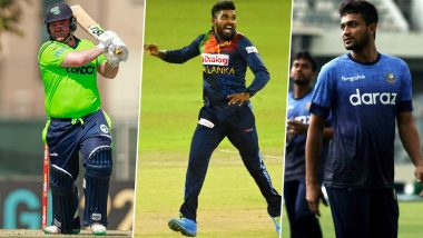 ICC T20 World Cup 2021: From Shakib Al-Hasan to Wanindu Hasaranga, Here Are Five Players To Watch Out for in Round 1 of the Competition