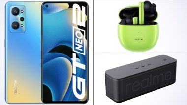Realme GT Neo2, Buds Air 2 Green, Brick Bluetooth Speaker Launched in India; Check Prices & Other Details Here