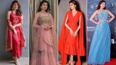 Pranitha Subhash Birthday:Acing the Art of Subtlety, One Outfit at a Time (View Pics)