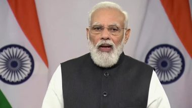 PM Narendra Modi's Address To Nation Highlights: Prime Minister Congratulates Citizens on Achieving Landmark of 100-Crore COVID-19 Vaccinations; Here Are Key Takeaways
