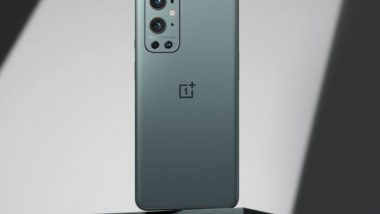 OnePlus 9 RT To Be Launched on October 13 in China; Check Specifications Here