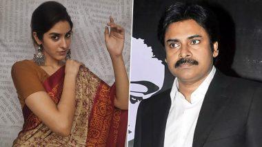 PSPK29: Sakshi Vaidya in Talks to Star in Pawan Kalyan's Next Film as the Female Lead