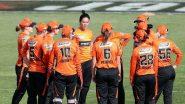Brisbane Heat Women vs Perth Scorchers Women, WBBL 2021 Live Cricket Streaming: Watch Free Telecast of BH W vs PS W on Sony Sports and SonyLiv Online