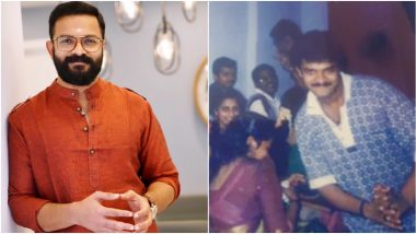 Malayalam Actor Jayasurya Shares Glimpses Of His College Days And They Are Unmissable