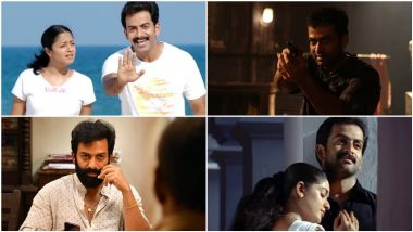 On Prithviraj Sukumaran's Birthday, 7 Best Films of the Bhramam Actor Ranked As per IMDb