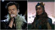 Eternals: Harry Styles' Cameo in the MCU Film Was 'Leaked' by Salma Hayek Back in June! (Watch Video)
