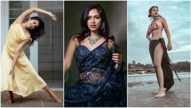 Amala Paul Birthday: Pictures from Her Instagram Account That Are Worth All Your Time