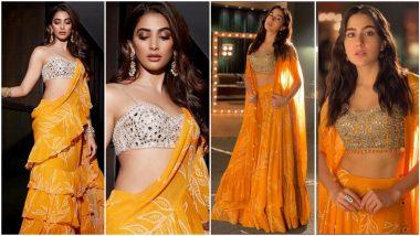 Fashion Faceoff: Sara or Pooja, Whose Version of This Arpita Mehta Print Did You Like More?