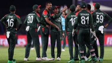 Oman vs Bangladesh Toss Report & Playing XI, ICC T20 World Cup 2021: Mahmudullah Wins Toss, Opts To Bat First As Mohammad Naim Replaces Soumya Sarkar