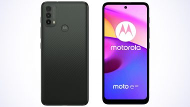 Motorola Moto E40 With 48MP Triple Rear Camera Setup Launched Globally