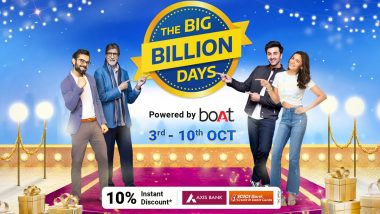 Flipkart Big Billion Days Sale 2021 To Go Live at Midnight for Plus Members, Check Details Here