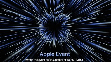 Apple 'Unleashed' Event Scheduled for October 18, 2021; Here's What To Expect