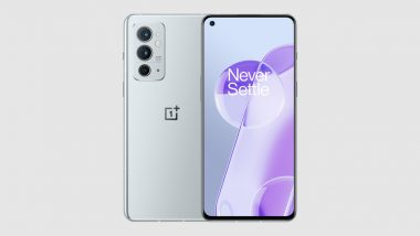 OnePlus 9RT Launched With Snapdragon 888 Chipset, 50MP Main Camera at Rs 40,900 and Rs 44,400 in China