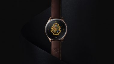 OnePlus Launches Harry Potter Edition of Its Smartwatch at Rs 16,999