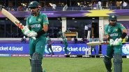 IND vs PAK, T20 World Cup 2021: Pakistan Beat India By 10 Wickets