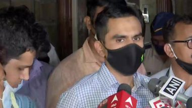 Cruise Ship Drug Case: NCB's Sameer Wankhede Appeals to Mumbai Police Commissioner to Protect Him From 'Possible Legal Action'