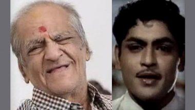 RIP Srikanth: Veteran Tamil Actor and Jayalalithaa's First Hero on Screen, Dies at 82