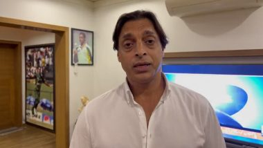 Shoaib Akhtar Walks Out of Talk Show After Being Insulted by Journalist on Air, Clarifies His Stance Later (Watch Videos)