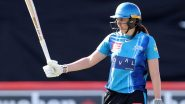 Adelaide Strikers Women vs Hobart Hurricanes Women, WBBL 2021 Live Cricket Streaming: Watch Free Telecast of MR W vs HH W on Sony Sports and SonyLiv Online