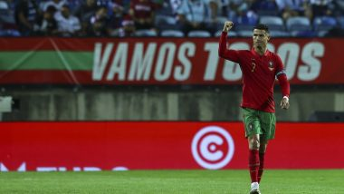 Cristiano Ronaldo Scripts Another Record With Hat-Trick In Portugal's Dominant Win Over Luxembourg in European Qualifiers