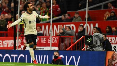 Mohamed Salah's Scores Hat-Trick, Manchester United Loses 0-5, Twitterati Reacts!