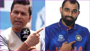 Aakash Chopra Changes his Twitter Profile Picture in Support of Mohammed Shami